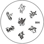 Stempel Figuren Plaatje 6