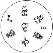 Stempel Figuren Plaatje 32