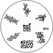 Stempel Figuren Plaatje 54