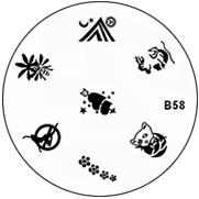 Stempel Figuren Plaatje 58