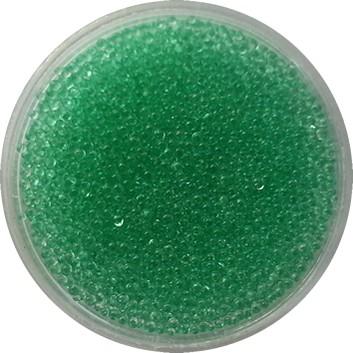 Kaviaar Nail Art Transparant Groen