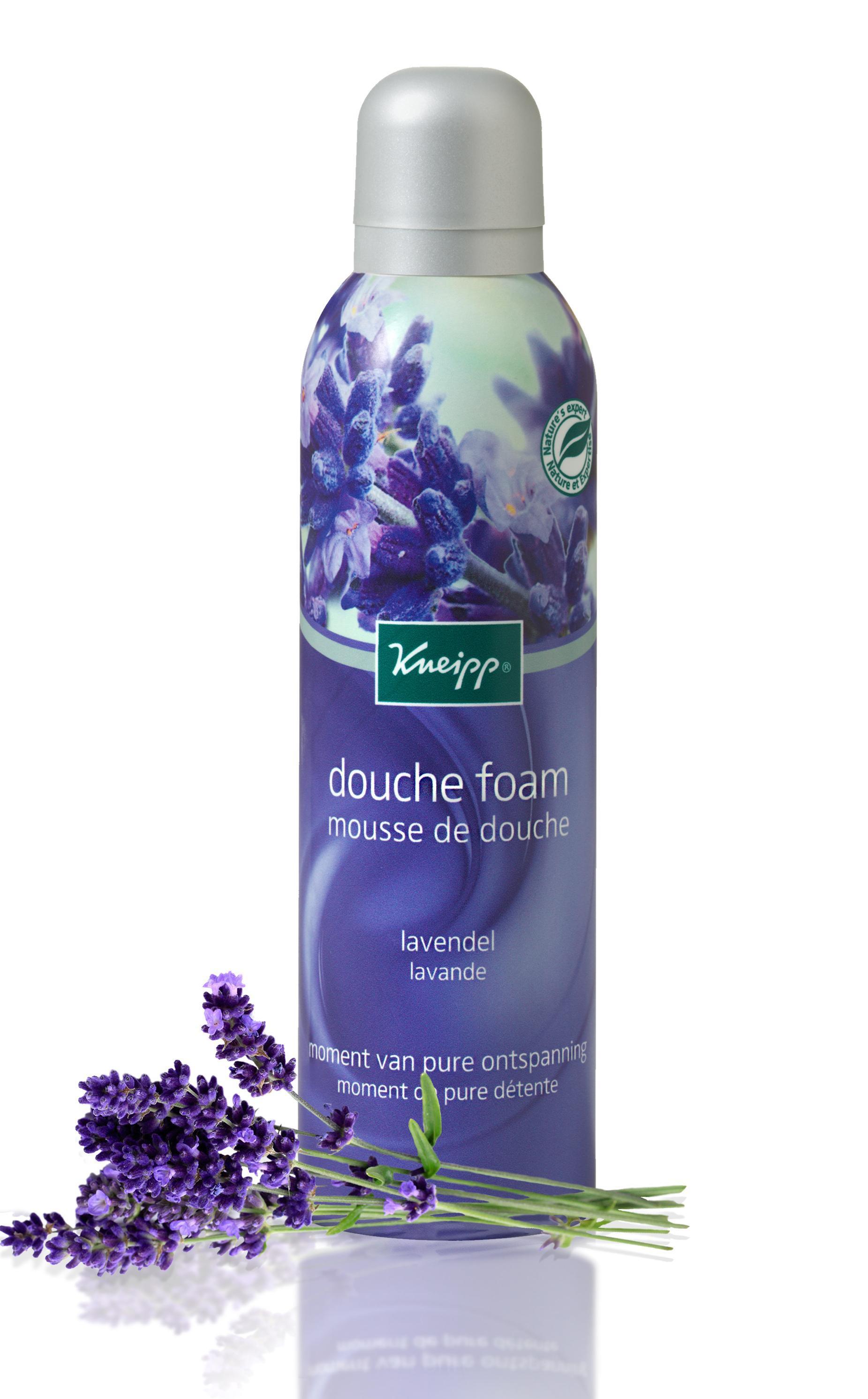 Douche Foam Lavendel
