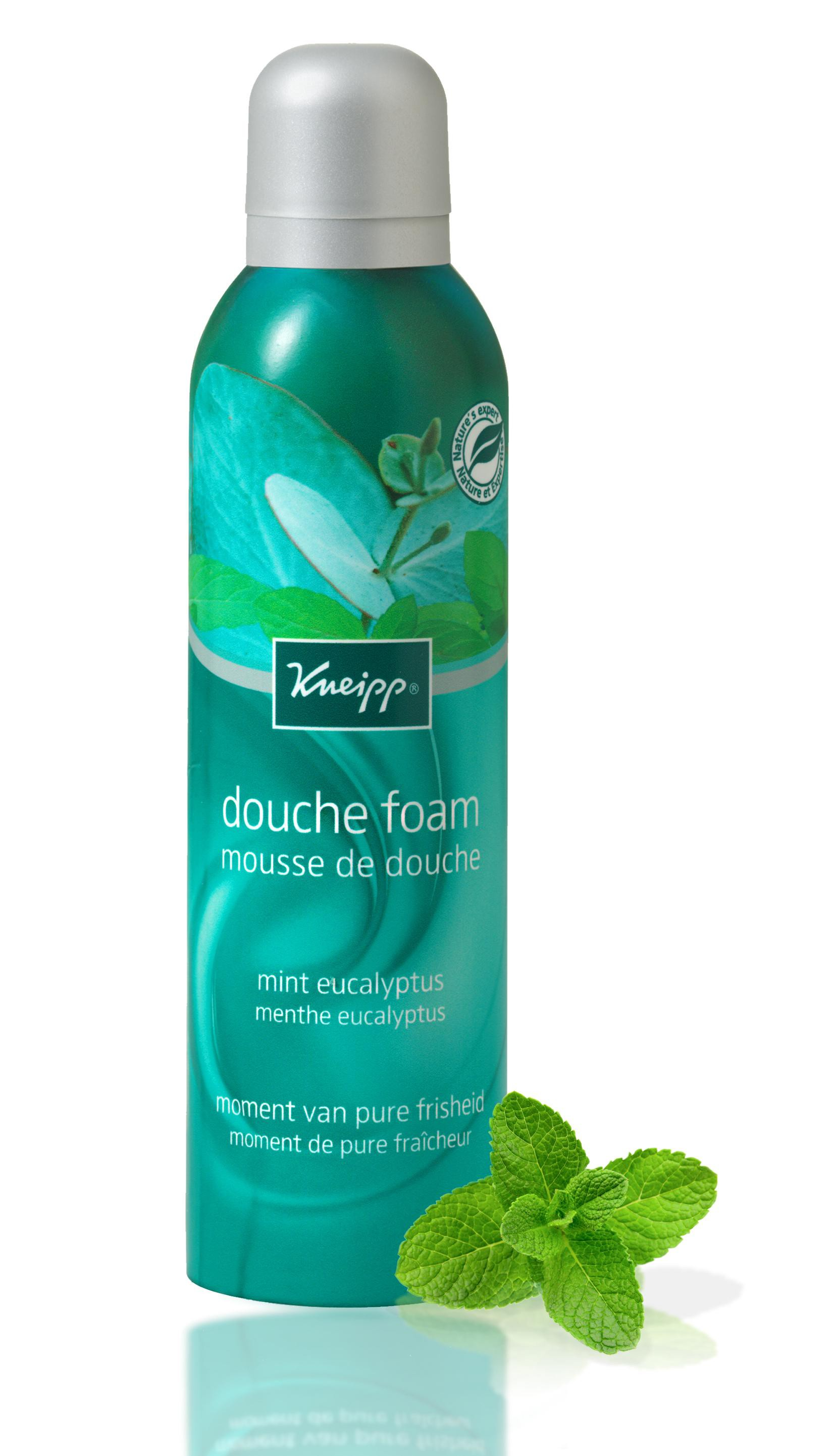 Douche Foam Mint-Eucalyptus