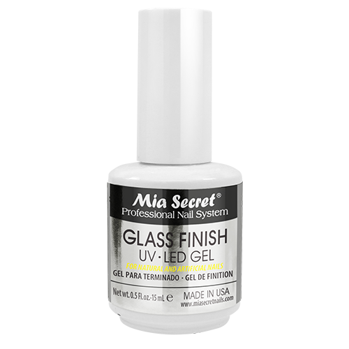 UV Glass Finish Gel