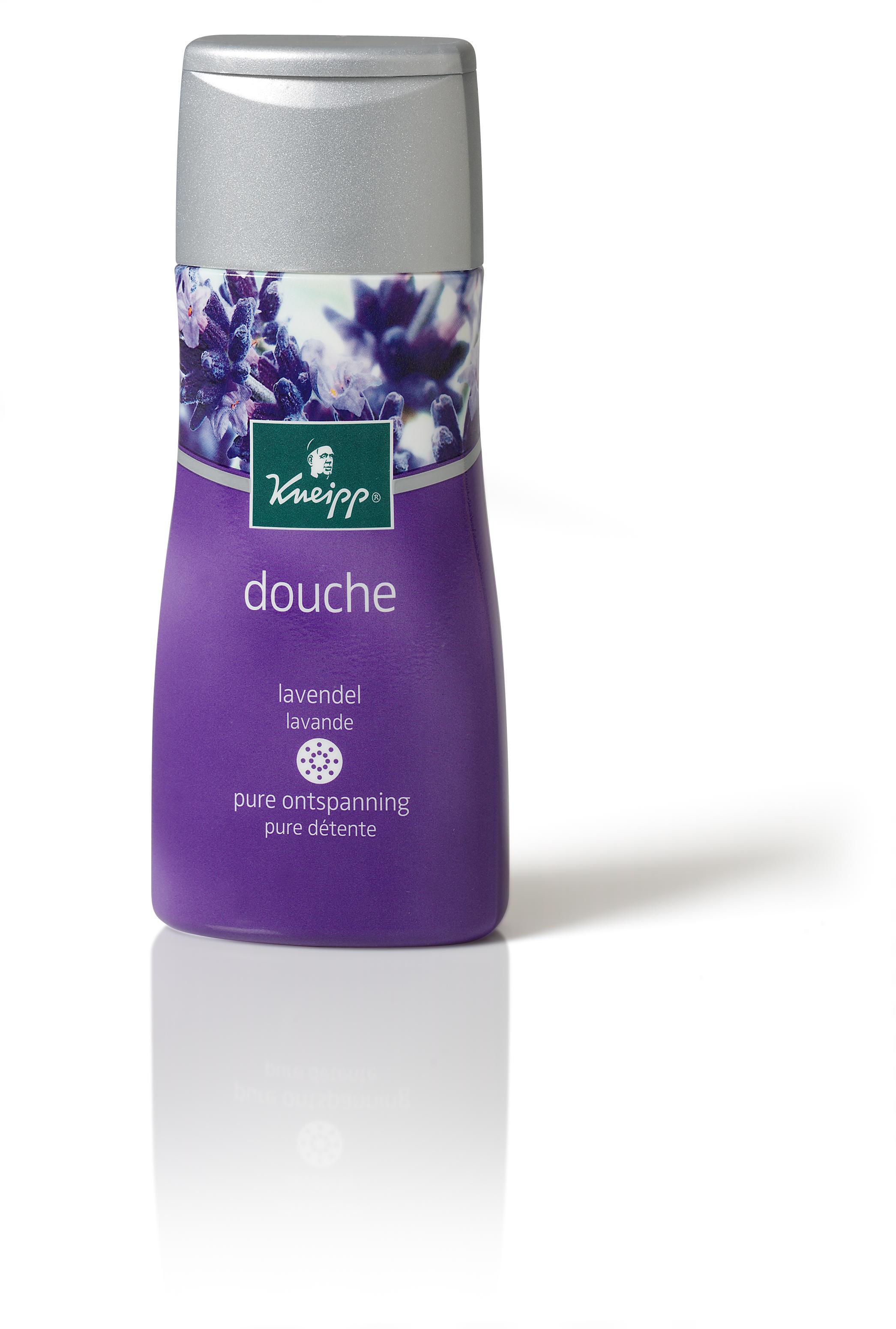 Douche Lavendel