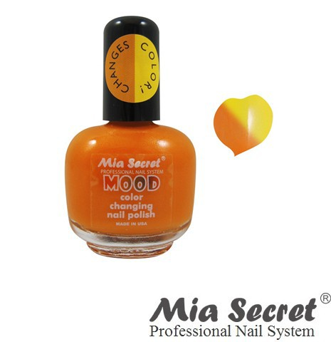 Mood Nagellak Papaya Mango