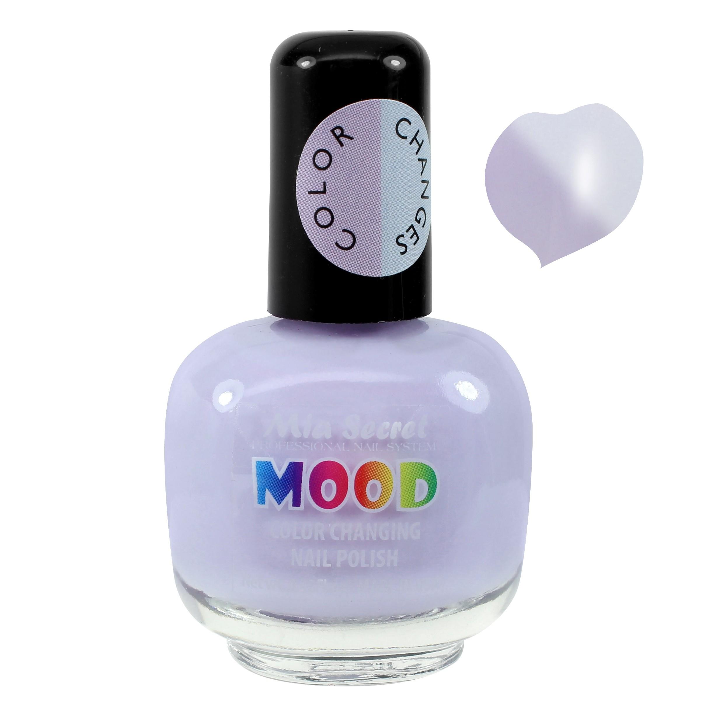 Mood Nagellak Violet Lilac