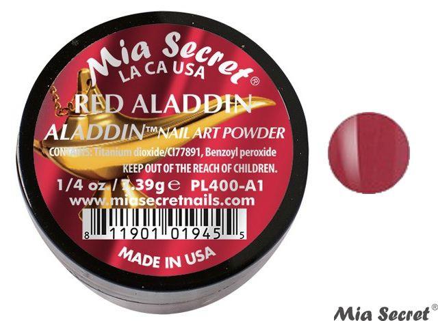 Aladdin Acrylpoeder Red