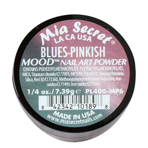 Mood Acrylpoeder Blues-Pinkish