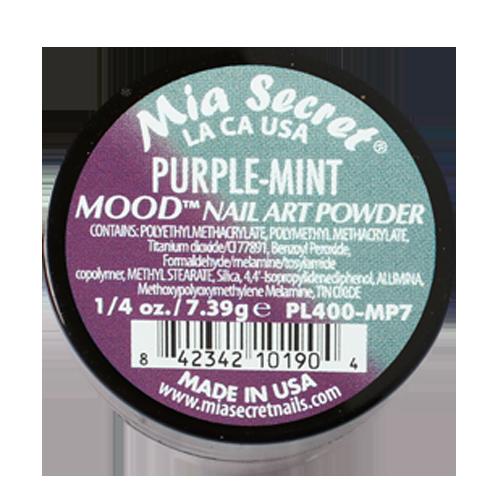 Mood Acrylpoeder Purple-Mint