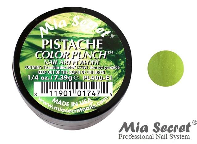 Color Punch Acrylpoeder Pistache