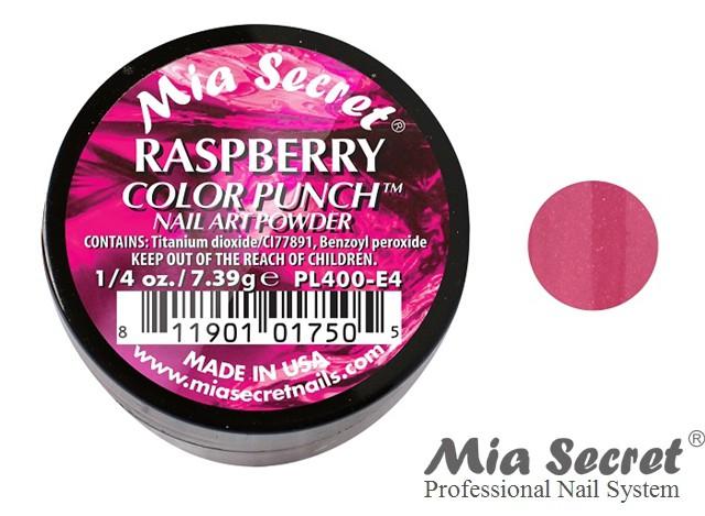 Color Punch Acrylpoeder Raspberry