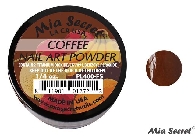 Fruity Acrylpoeder Coffee