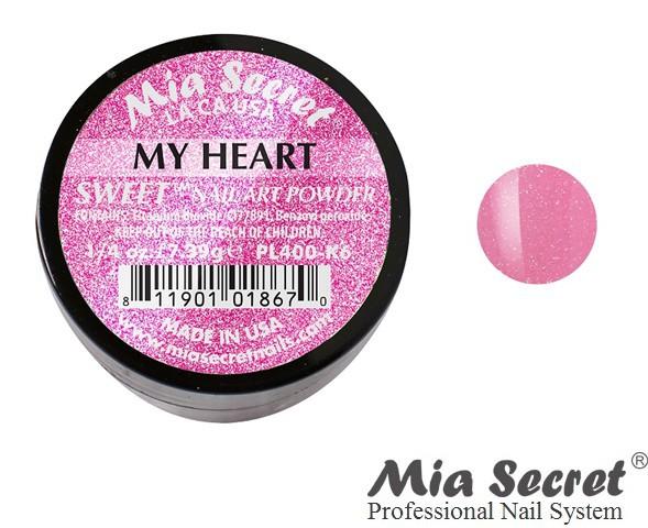 Sweet Acrylpoeder My Heart