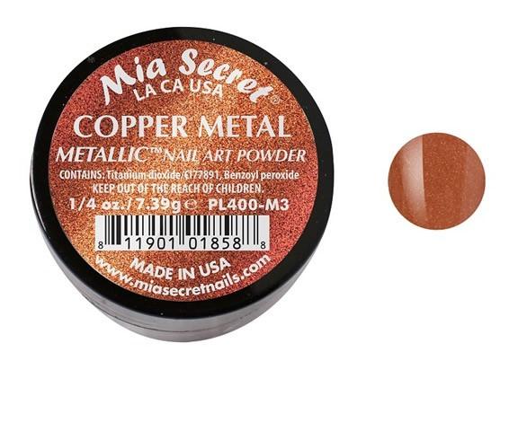 Metallic Acrylpoeder Copper Metal