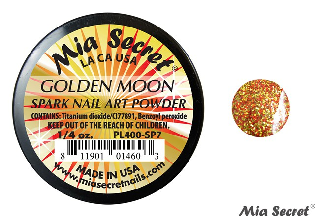 Spark Acrylpoeder Golden Moon