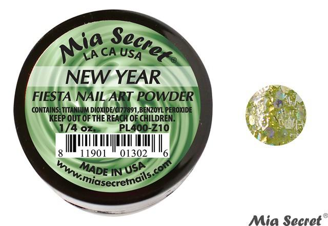Fiesta Acrylpoeder New Year
