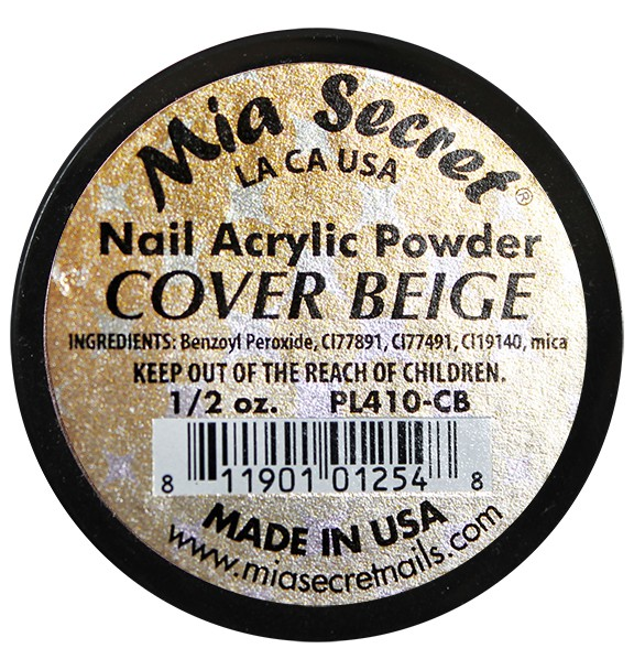 Cover Acryl Poeder Beige
