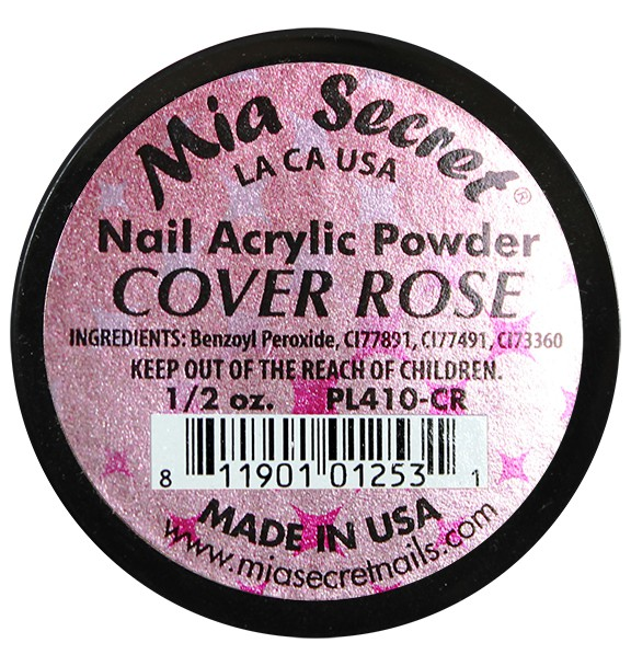 Cover Acryl Poeder Rose