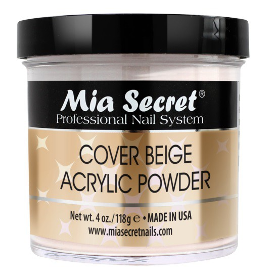 Cover Acryl Poeder Beige 118ml.