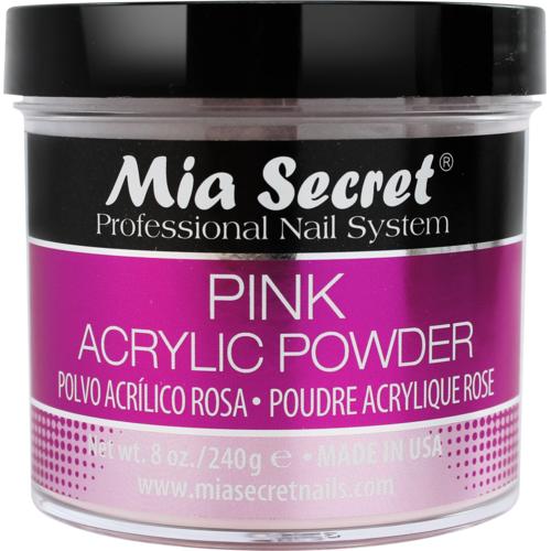 Acryl Poeder Natuurlijk Roze 118ml.
