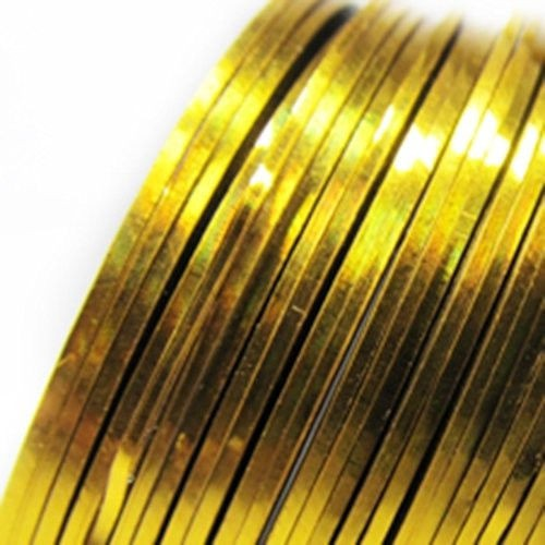 Striping Tape Goud