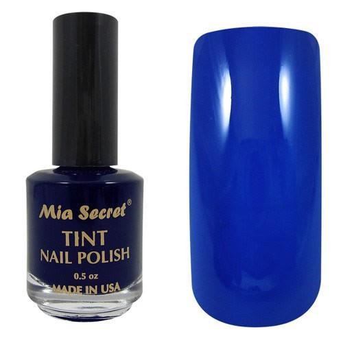 Tint Nagellak Blue