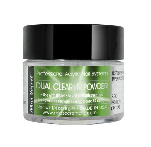 Gel Clear UV Powder 3D (Acrylpoeder) 30ML