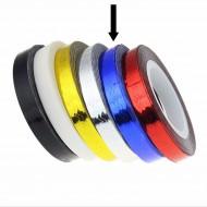 Striping Tape Diep Blauw (Golfjes)