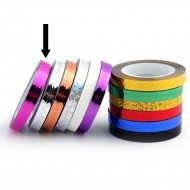 Striping Tape Roze (Golfjes)