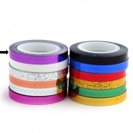 Striping Tape Violet (Golfjes)