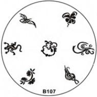 Stempel Figuren Plaatje 107