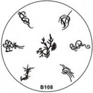 Stempel Figuren Plaatje 108