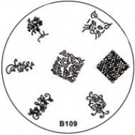 Stempel Figuren Plaatje 109