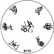 Stempel Figuren Plaatje 110