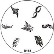 Stempel Figuren Plaatje 112