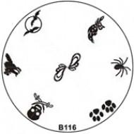 Stempel Figuren Plaatje 116