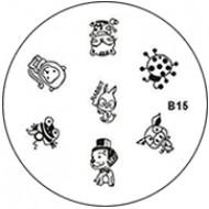 Stempel Figuren Plaatje 15