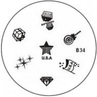 Stempel Figuren Plaatje 34