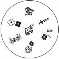 Stempel Figuren Plaatje 39