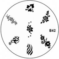 Stempel Figuren Plaatje 42