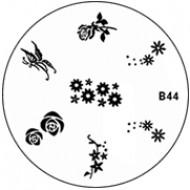 Stempel Figuren Plaatje 44