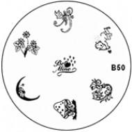 Stempel Figuren Plaatje 50