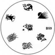 Stempel Figuren Plaatje 59