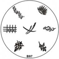 Stempel Figuren Plaatje 97