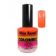 Kleurenmix Oranje Geel Roze