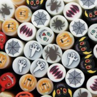 Fimo Halloween Close-up