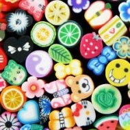 Fimo Mix Close-up
