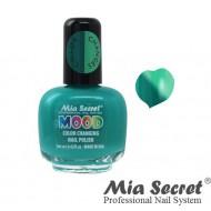 Mood Nagellak Turquoise Aqua