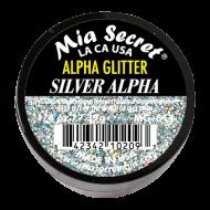 Micro Glitter Acrylpoeder Rose Pink